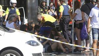 Witness Describes Panic in Spain Van Attack