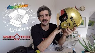Unboxing Pro-Tec Protective Gear - Full Cut Helmet & Elbow/Knee Pack Review
