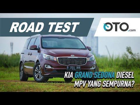 KIA Grand Sedona Diesel | Road Test | MPV Yang Sempurna? | OTO.com