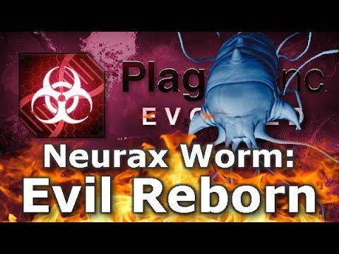 Plague Inc: Custom Scenarios - Neurax Worm: Evil Reborn