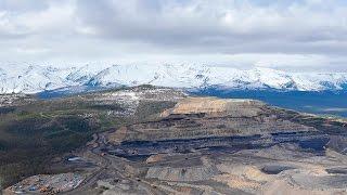 """Добыча угля на Эльге в 2017 году увеличится более чем на 20% (репортаж ГТРК """"Саха"""")"""