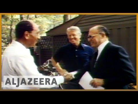 🕊️ Four decades on, Camp David Accords failing to bring peace?   Al Jazeera English