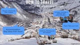 When to go skiing europe