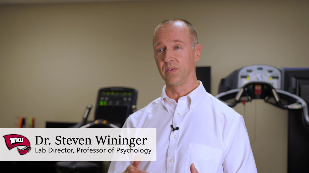 WKU Department of Psychology - Motivation Lab Video Preview