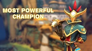 The Most Powerful Champion (Lore Theorists) [Puzzle Video #5]
