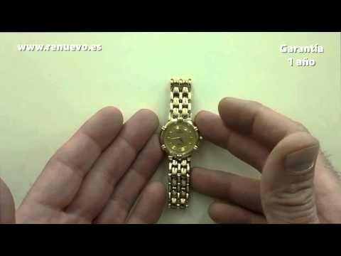 Reloj VICEROY de oro de 18 kilates de segunda mano E239927E