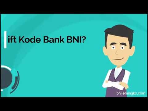 Swift Kode Bank BNI?