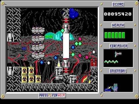 [TAS] DOS Duke Nukem: Episode 3 - Trapped in the Future! by slamo in 06:48,15