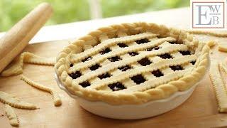 Beths Homemade Cherry Pie Recipe | ENTERTAINING WITH BETH