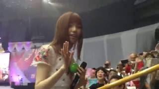 AKB48第一党感謝祭2016島崎遥香席20160807撮影1