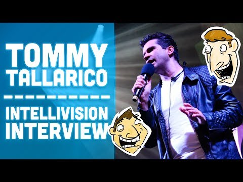 Tommy Tallarico Intellivision Amico Interview! - Hot Take