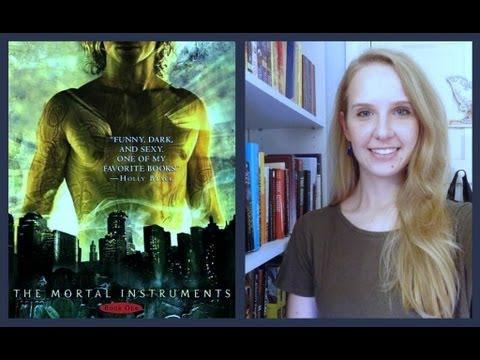 The Mortal Instruments: City of Bones -Book Review