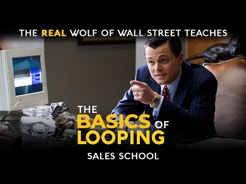 The Basics of Looping | Free Sales Training Program | Sales School ...