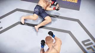 UFC 3 Online Quick Match  (05/19/19) Pt. 2