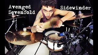 Avenged Sevenfold -  Sidewinder [Drum Cover by Marvyn Palmeri]
