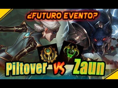 ¿Rework WARWICK siguiente PARCHE?¿EVENTO PILTOVER vs ZAUN? - Teoría | Noticias League Of Legends LoL