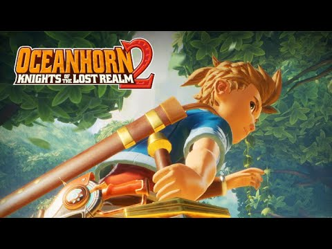 Oceanhorn 2 (by Cornfox & Brothers Ltd.) Apple Arcade (IOS) Gameplay Video (HD)