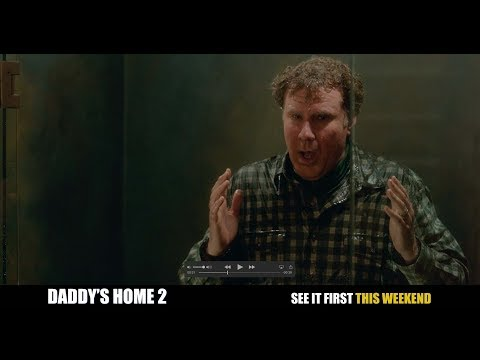 Daddy's Home 2 (Clip 'Shower')