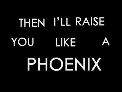 Fall Out Boy - The Phoenix Lyrics