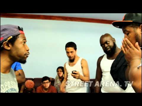 STREET ARENA | HIPHOP RAP BATTLES | REEKO KANE VS DUB STACKZ