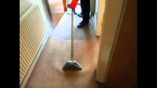 preview picture of video 'Carpet cleaning Huyton Merseyside'