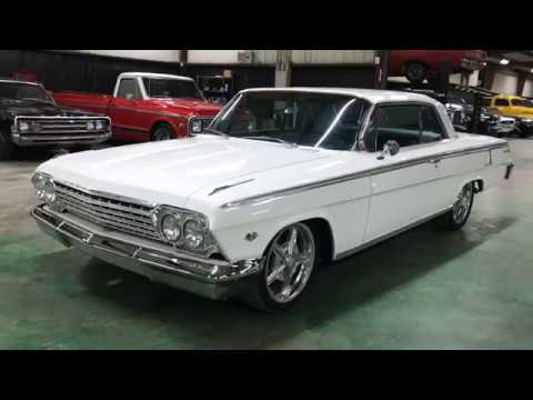 Video of 1962 Impala located in Texas - $29,000.00 Offered by PC Investments - PZ48