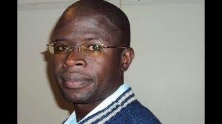 NMG writer Walter Menya arrested - VIDEO