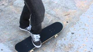 #11 Skateboard Beginner – Heelflip tutorial
