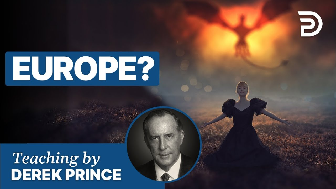 YouTube thumbnail for Will The Antichrist Arise In Europe?
