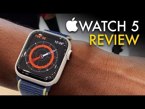 Apple Watch Series 5 Review