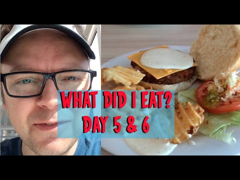 What Did I Eat NCL Getaway Day 5 & 6