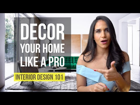 TOP 6 Interior Design Principles for Home Decor