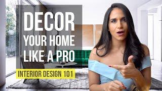 TOP 6 Interior Design Principles For Home Decor