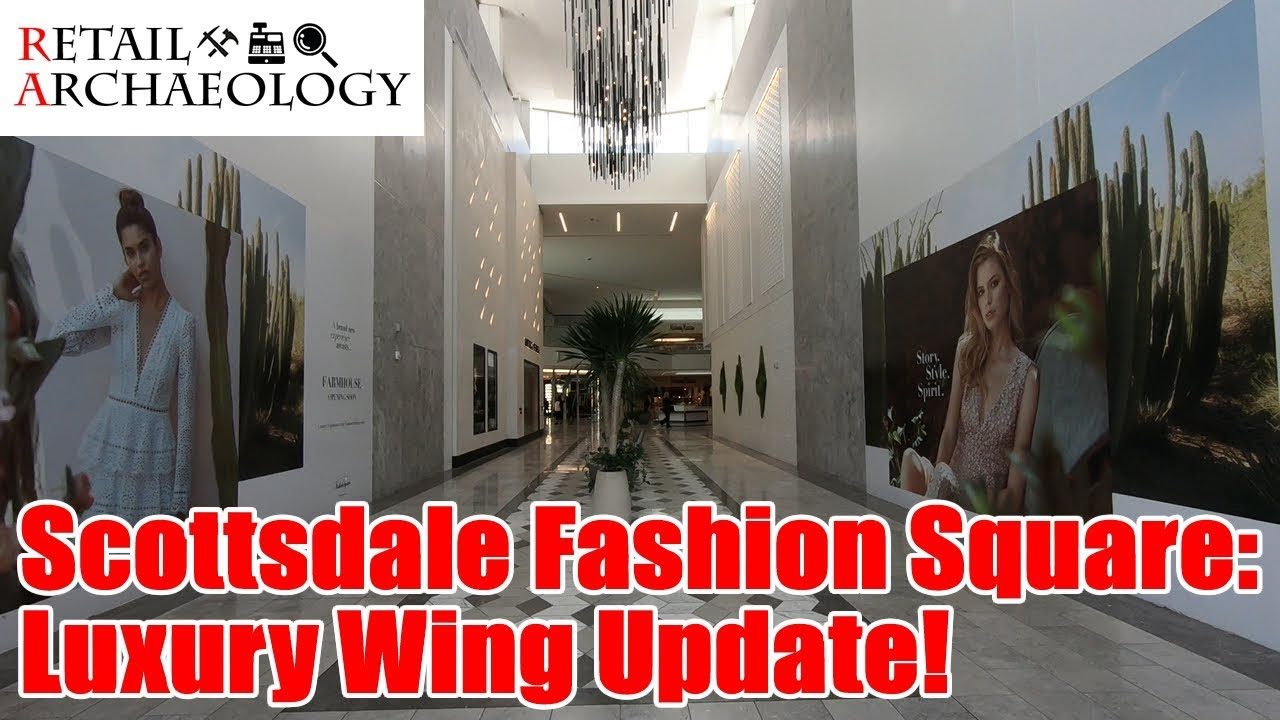 Browse around Scottsdale Fashion Square