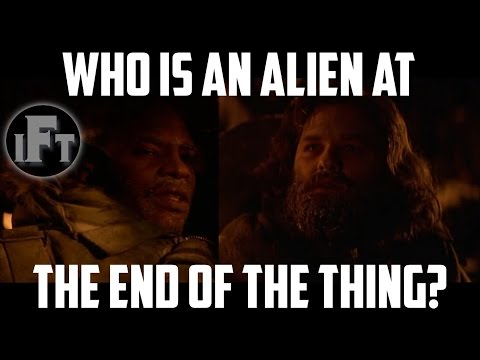 The Thing (1982) Ending Explained   Insane Fan Theory   Shotana Studios