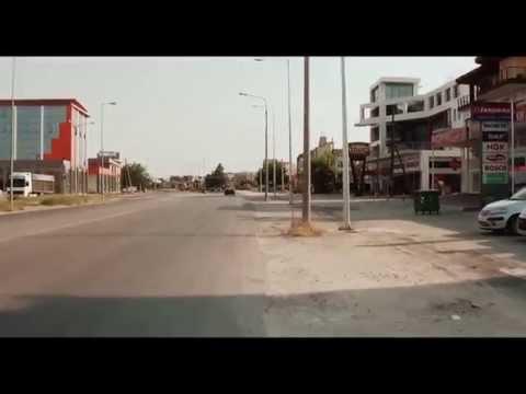 ГРЕЦИЯ: Мертвый город Лариса... Греция..