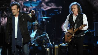 """John Mellencamp and Donovan - """"Season of the Witch"""" - 2012 Rock Hall Induction Ceremony"""