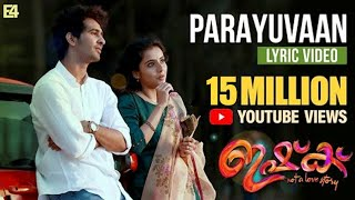 Parayuvaan - Official Lyric Video