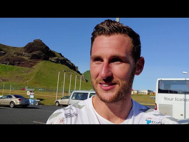 Gary Martin: Vildi ekki vera áfram í Reykjavík