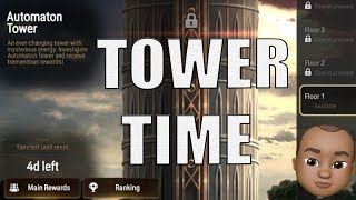 Let's Do The Automaton Tower! Epic Seven