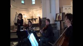 Pie Jesu - Andrew Lloyd Webber - Soprano Dipika & Diamond String Trio