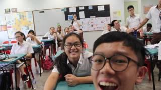 THE BEGINNING OF AN ENDING // 4E3 2016 BUKIT VIEW SECONDARY SCHOOL GRADUATION