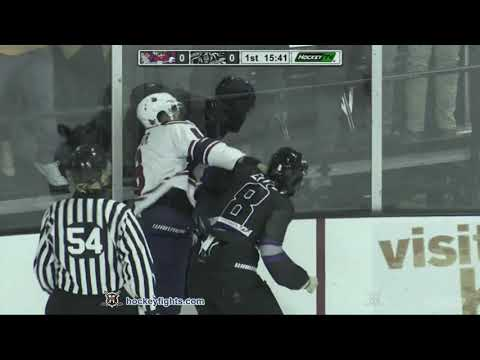 Colton Heffley vs. Josh Victor