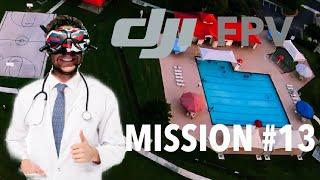 Random Flight Practice - DJI FPV COMBO