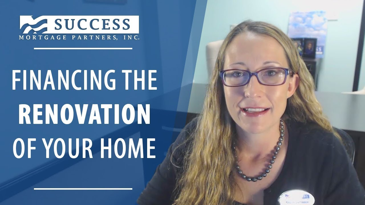 How Do You Finance Home Renovations?