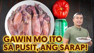 Gawin Mo Ito sa Pusit, Ang Sarap!