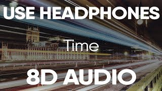 NF   Time (8D AUDIO)