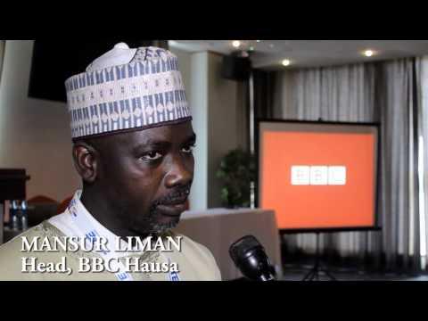 NigeriaCom 2013: Mansur Liman [Head, BBC Hausa]
