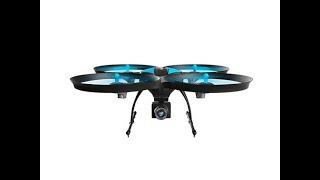 Force1 U49WF Wi-Fi FPV Drone with HD Video Camera - 40% off