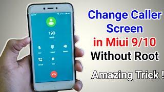 Descargar MP3 de How To Change The Caller Screen On Miui 9 8